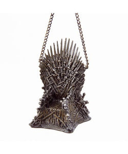 Game of Thrones™ Iron Throne Ornament, GO2171
