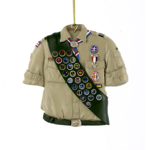 Boy Scout with Sash, BS2145