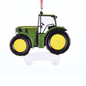 John Deere™ Tractor ornament for personalization