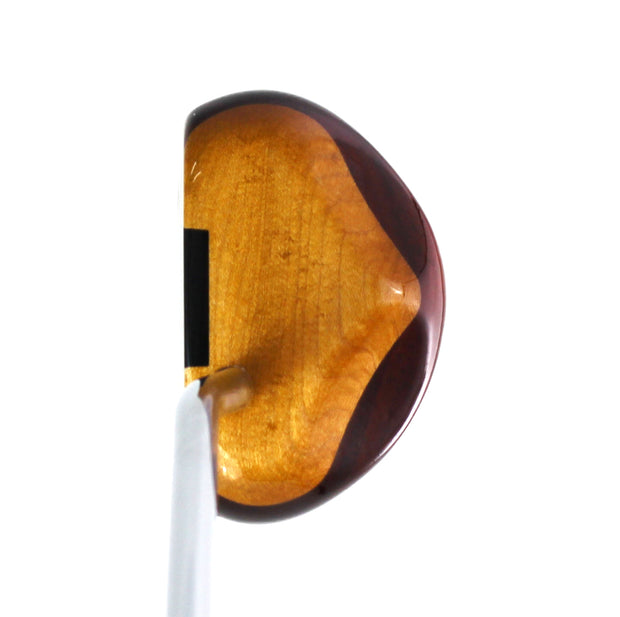 Boodwood & Maple Mallet Putter | Louisville Golf