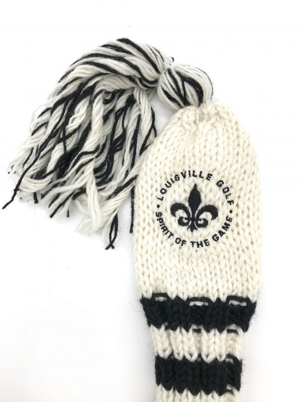Hand-Knitted Driver/Fairway Headcover