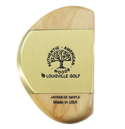 Japanese Maple Mallet Putter | Louisville Golf