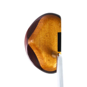 Left Hand Bloodwood & Maple Mallet Putter | Louisville Golf