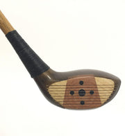 Left Hand Hickory Driver | Louisville Golf