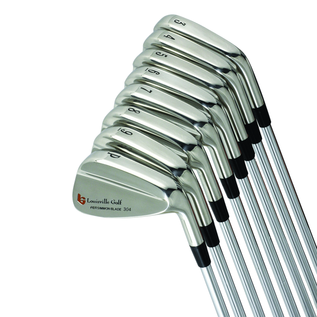304 Blades | Individual Irons | Louisville Golf