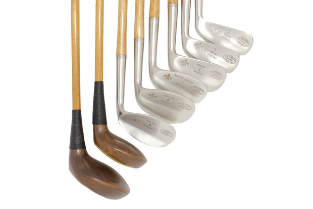 T. Stewart Series | Hickory Advanced Set - Louisville Golf