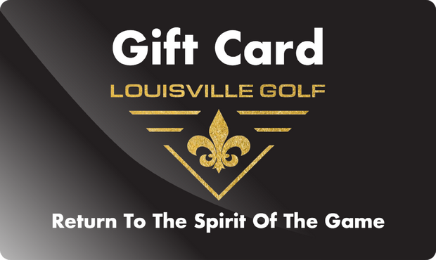 Gift Card - Louisville Golf