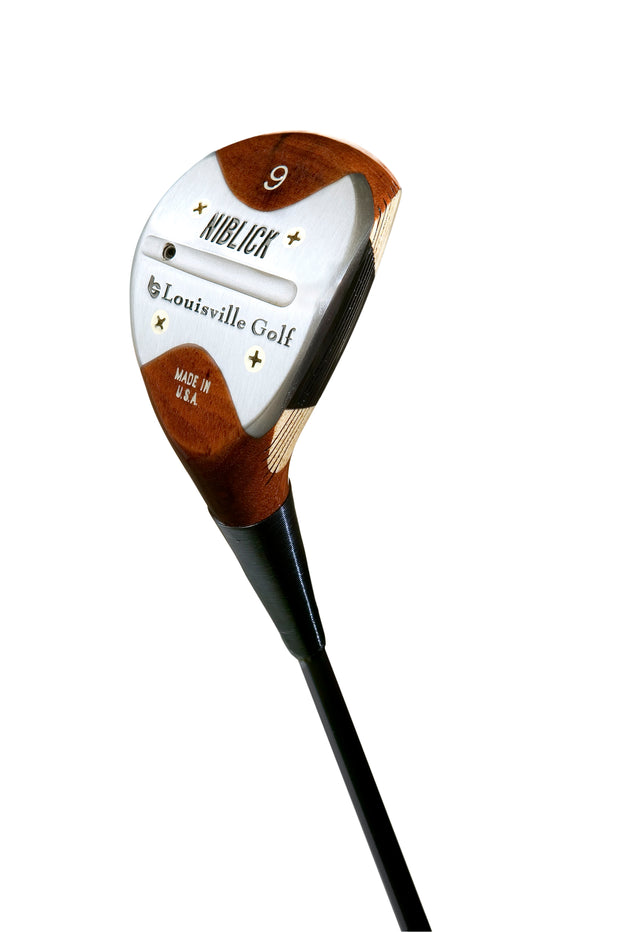 NIBLICK Series | #9 Fairway Wood | Louisville Golf