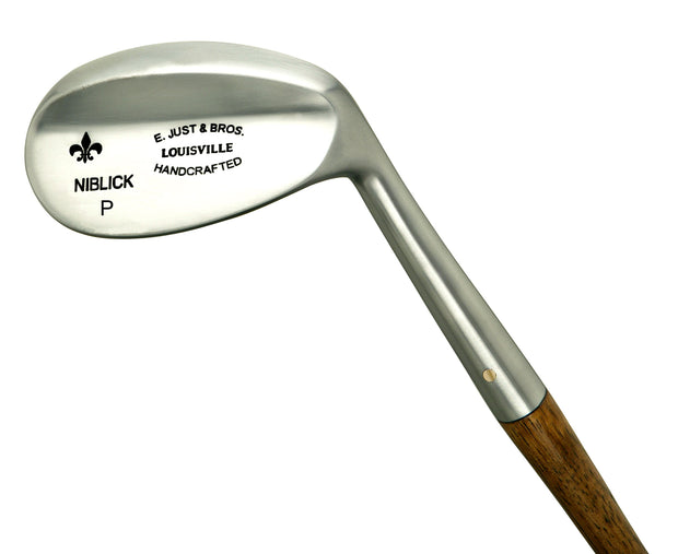 H&B 50* Flanged Niblick | Louisville Golf