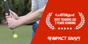 IMPACT SNAP Release Trainer - Golf Training Aid
