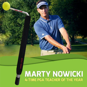 IMPACT SNAP Marty Nowicki golf release trainer swing tool training aid