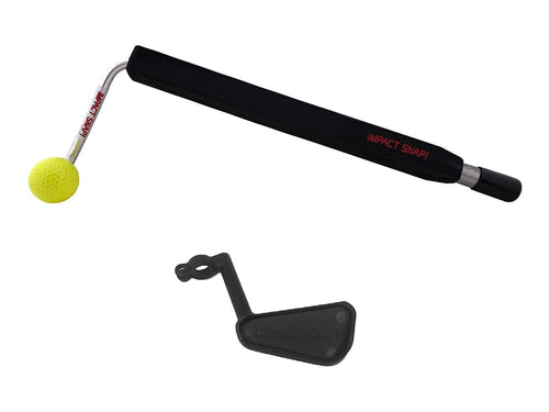 IMPACT SNAP golf release trainer swing tool training aid