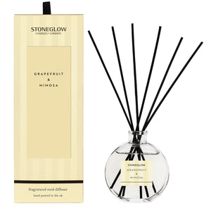 stoneglow grapefruit and mimosa diffuser