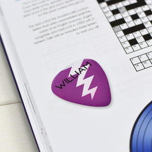 personalised eighties music quiz book
