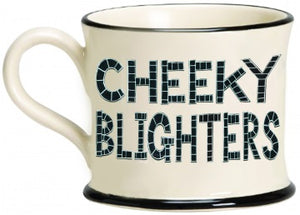 cheeky blighters mug