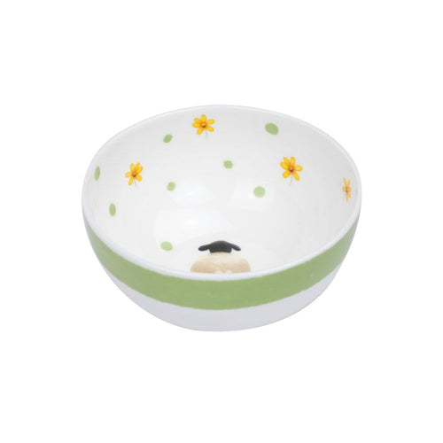 lucy pittaway sheep and daisy small bowl