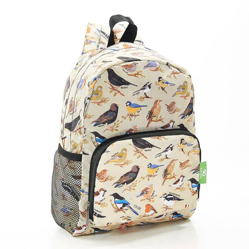 eco friendly birds mini backpack