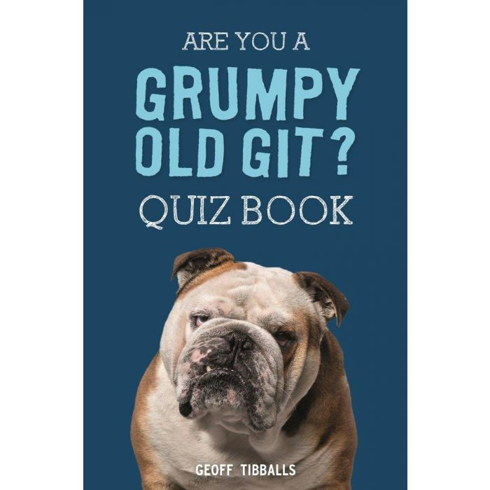 book grumpy old git quiz