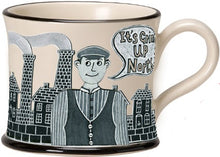 it's grim up north mug