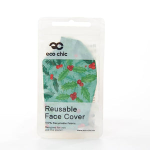 eco friendly holly berry face mask