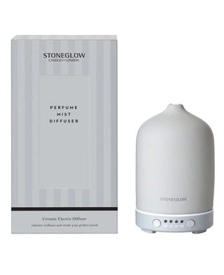 stoneglow perfume mist diffuser grey