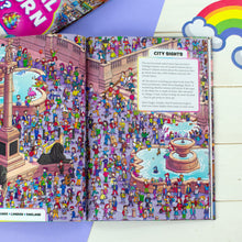 personalised find the unicorn poop book