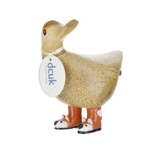 dcuk wild wellies fox ducky
