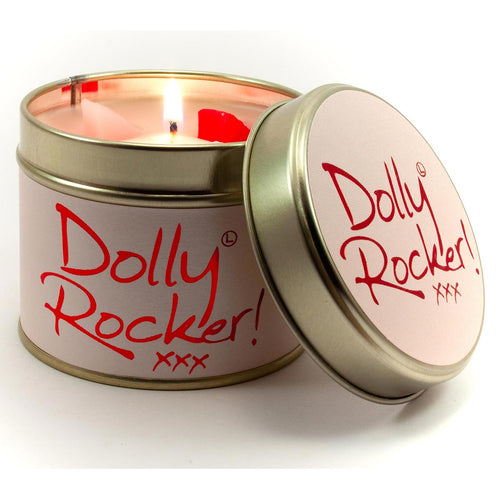 Lily Flame Candles Dolly Rocker