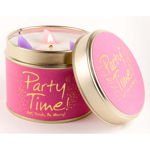 Lily Flame Candles Party Time