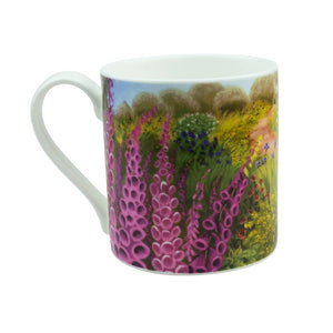 lucy pittaway strolling home mug