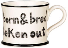 Yorkie Ware Yorkshire Born and Bred Mug