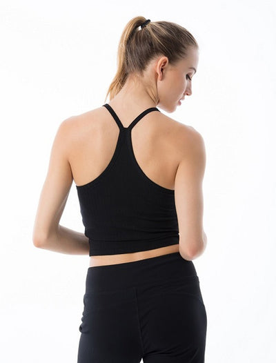 Black Jax Crop Cami
