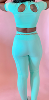 Signature seamless Mint set