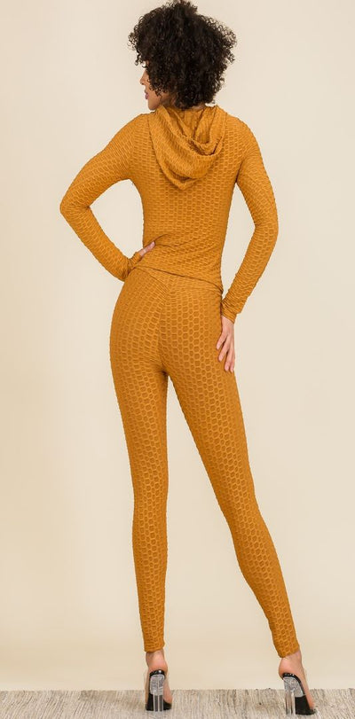 Honey Monroe Mustard crop set