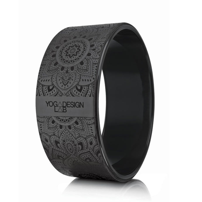 Yoga Wheel - Black