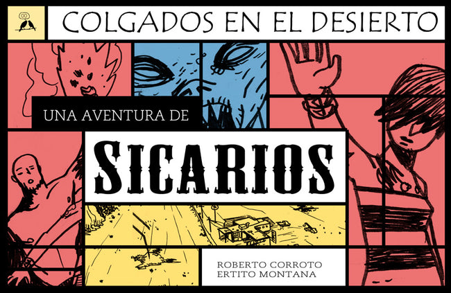 Sicarios #2 (digital)