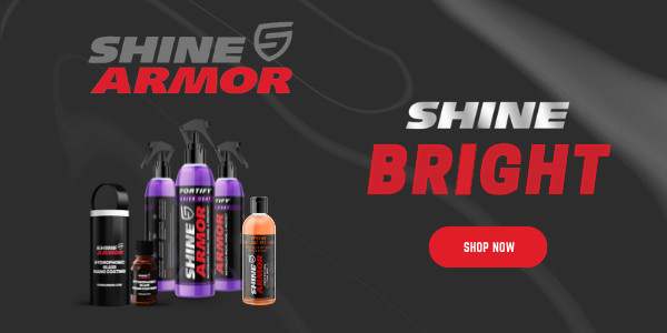 Shine armor cleaning products
