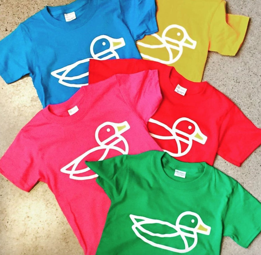 Youth Duck T-Shirt - Lake City Cider