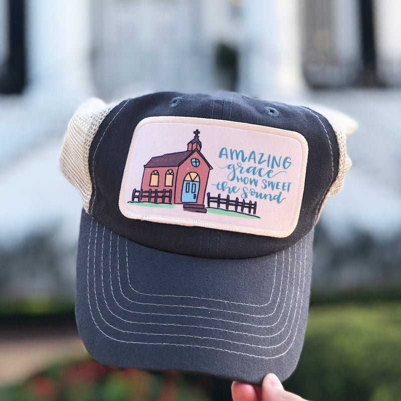Amazing Grace Trucker Hat