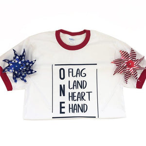 One Flag, One Land, One Heart, One Hand