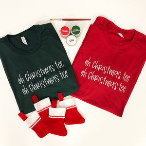 Oh Christmas Tee Shirt