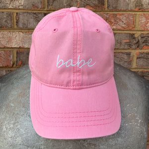 """Bride and Babe Hat"""