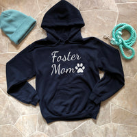 Foster Mom Hooded Sweatshirt