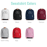 dog mom sweatshirt colors