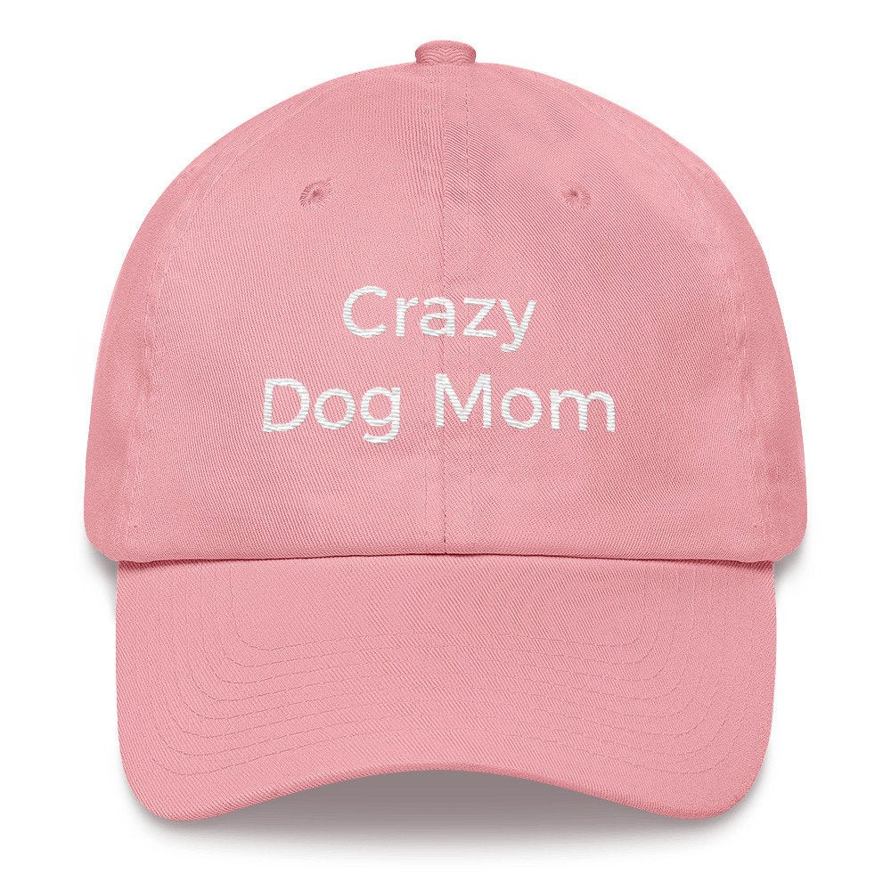 crazy dog mom hat