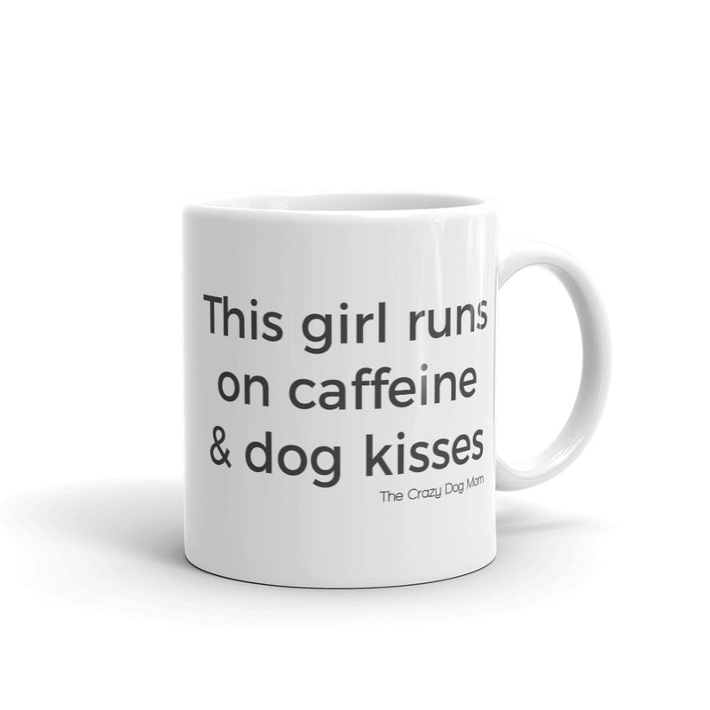 dog mom coffee cup
