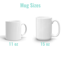 coffee mug size comparison