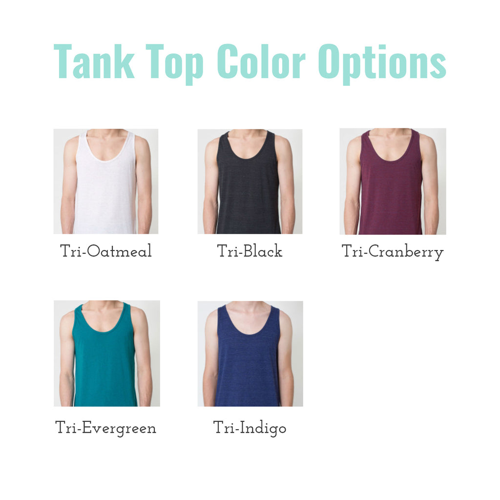 tank top colors