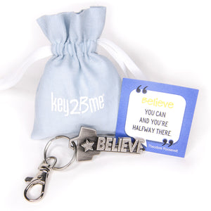 Believe key