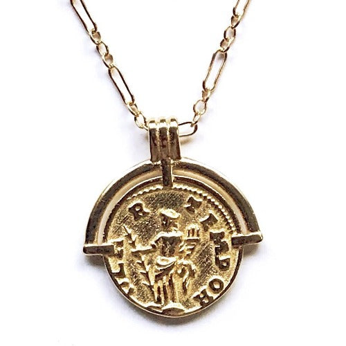 Zeus Amulet Necklace Cristalore
